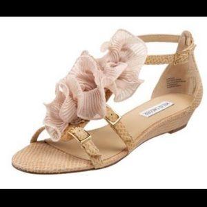 Kelsi Dagger Monaco Ruffle sandals